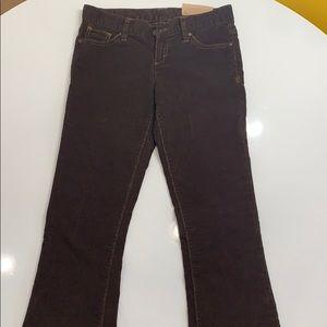 GAP 1969 Limited Edition Brown Corduroy pants